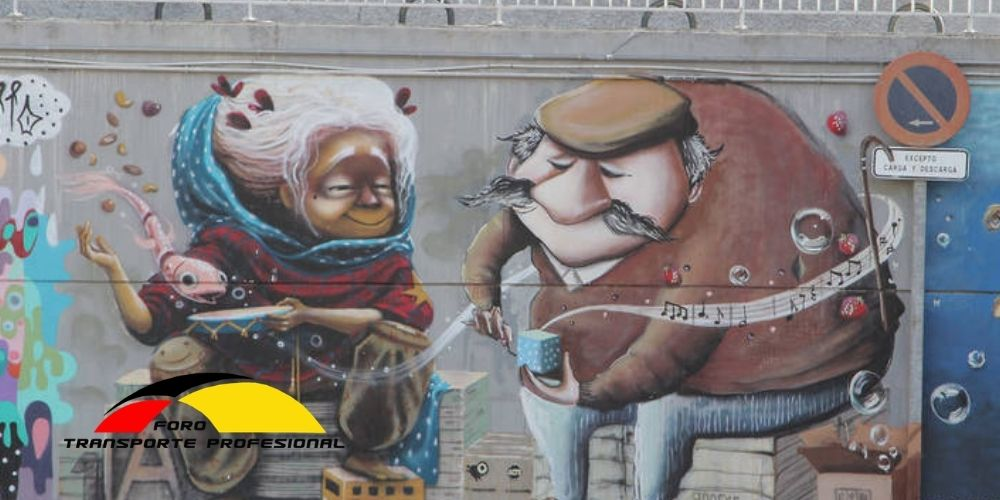 grafiteros famosos madrid