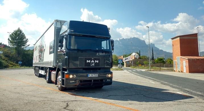 Camión-man