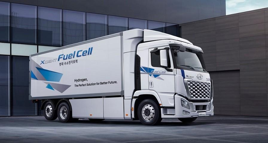 hyundai xcient fuel cell 2021 5 1