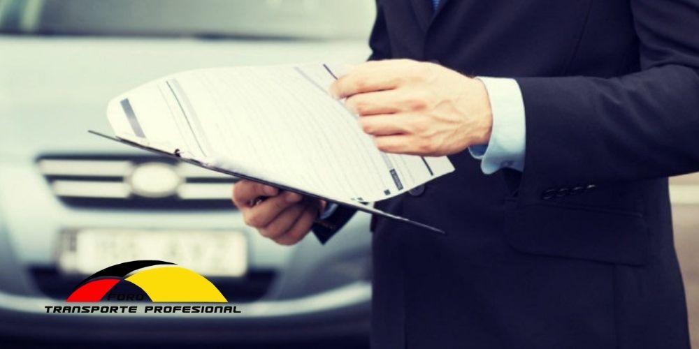 Contrato de compraventa de un vehículo