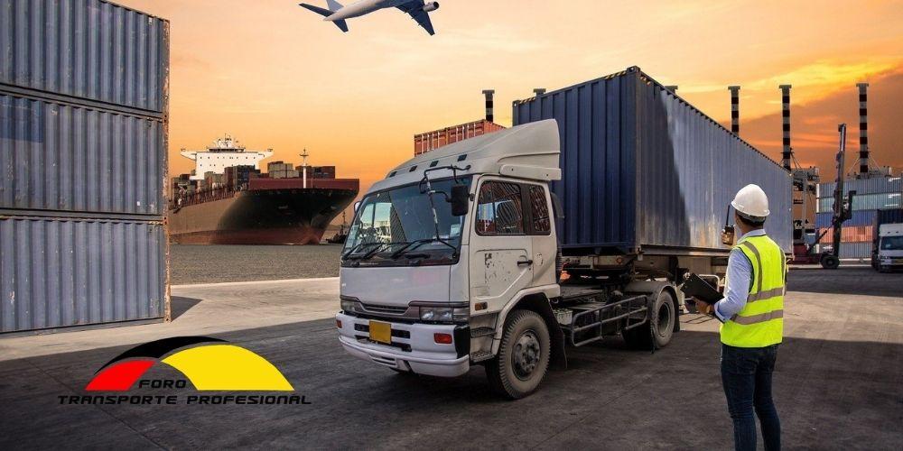 Empresas de Transporte internacional y nacional