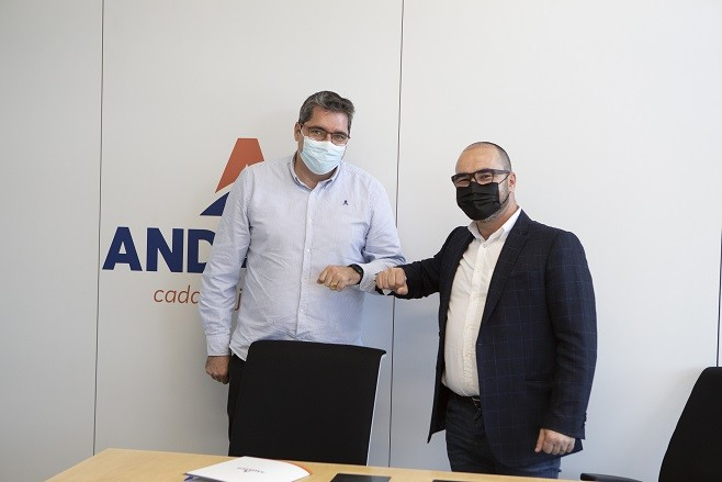 Firma alianza AT Andamur