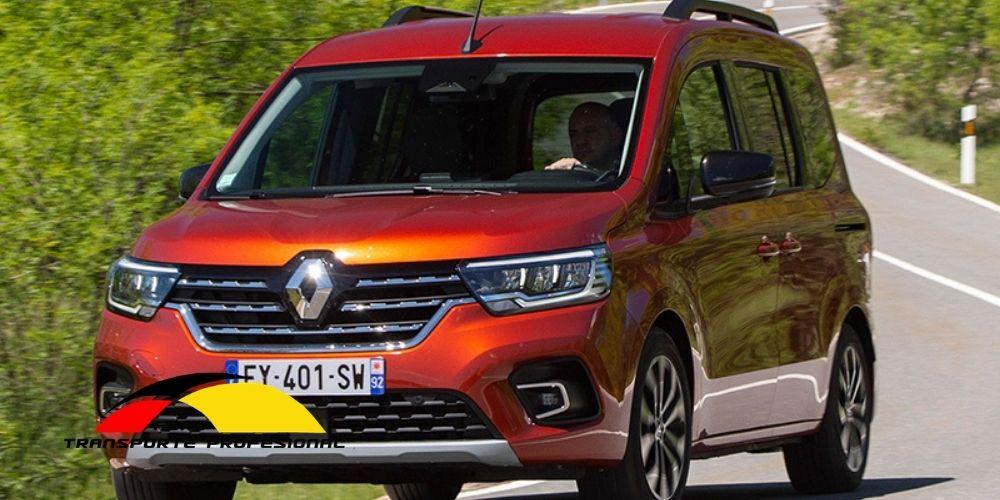 Renault Kangoo de 2021 nuevo