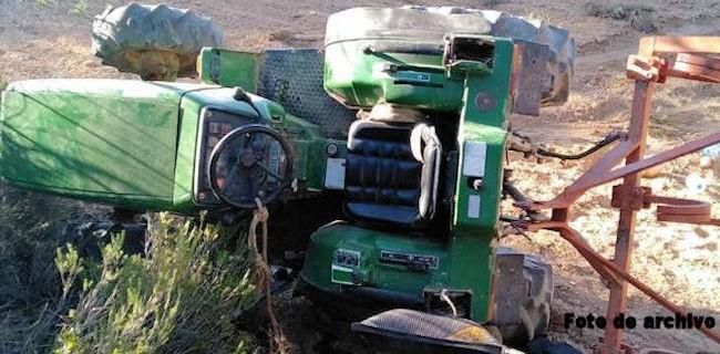 tractor volcado archivo 650