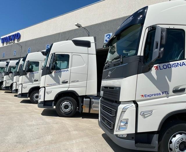 Camiones nuevos