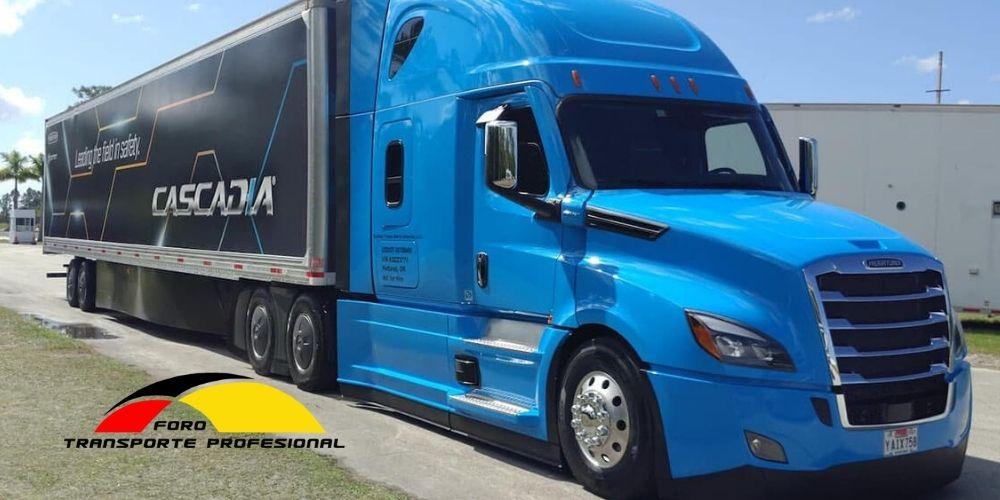Tipos de camiones para transportar mercancía