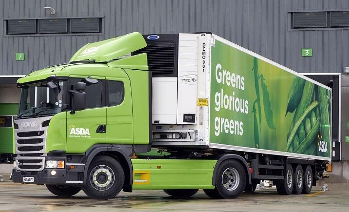 asda truck