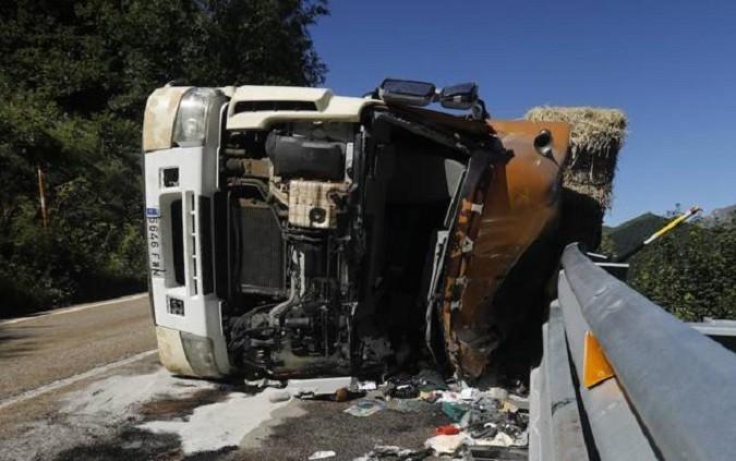 camionero pajares 8 k2aF U1401048281549eIB 624x385@El Comercio