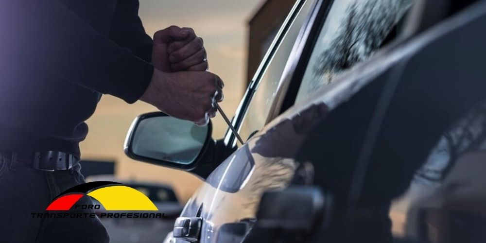 qué hacer si te roban el coche