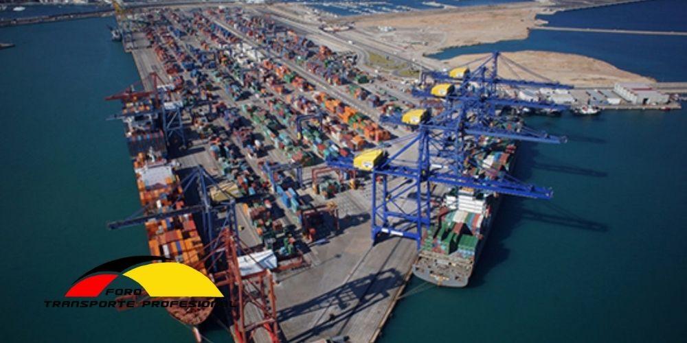 transporte maritimo para la exportacion de azulejos