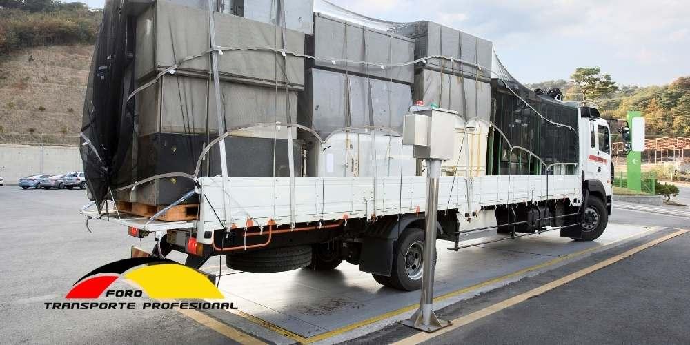 ¿Qué son las basculas para camiones y cómo funcionan?