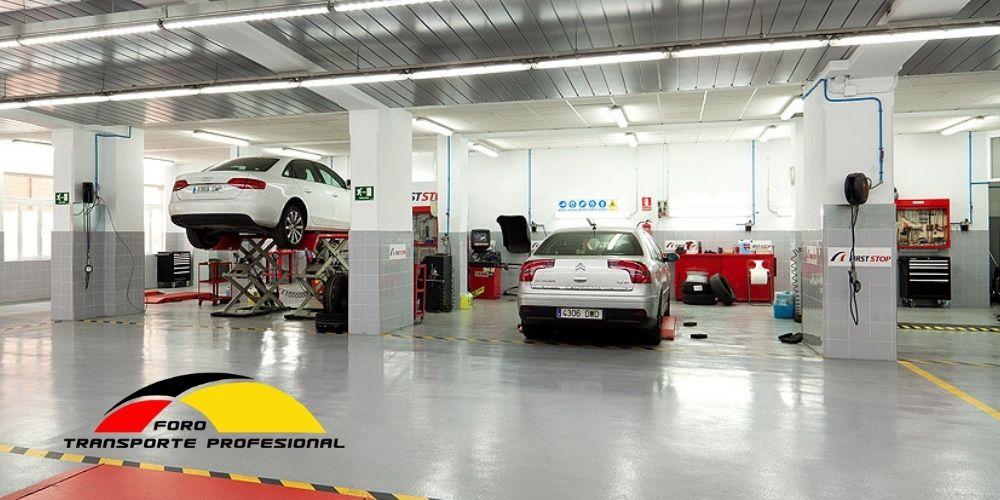 La Mejor lista de talleres mecánicos de España
