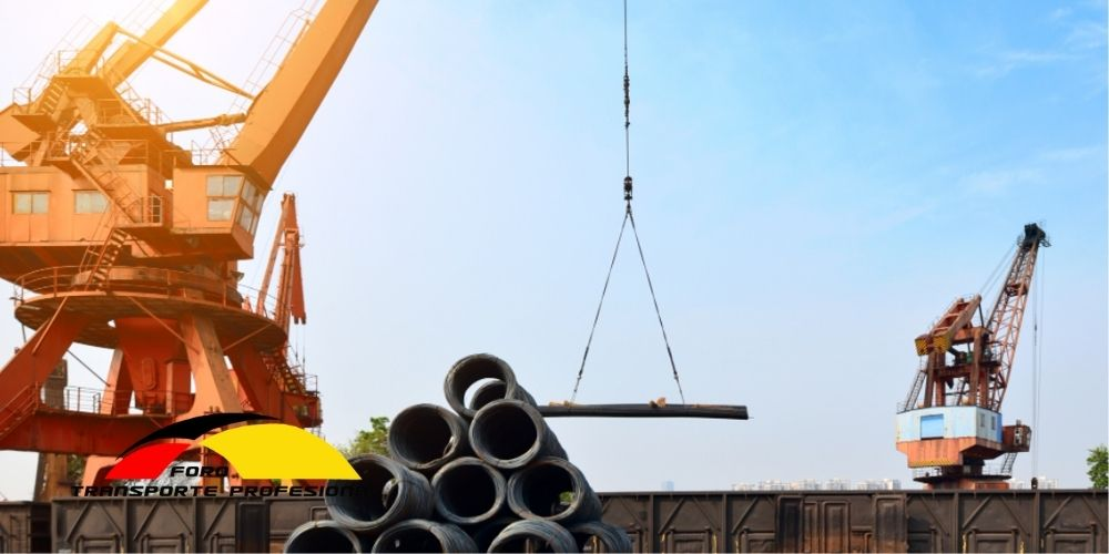 Seguridad en los muelles de carga y descarga de mercancías