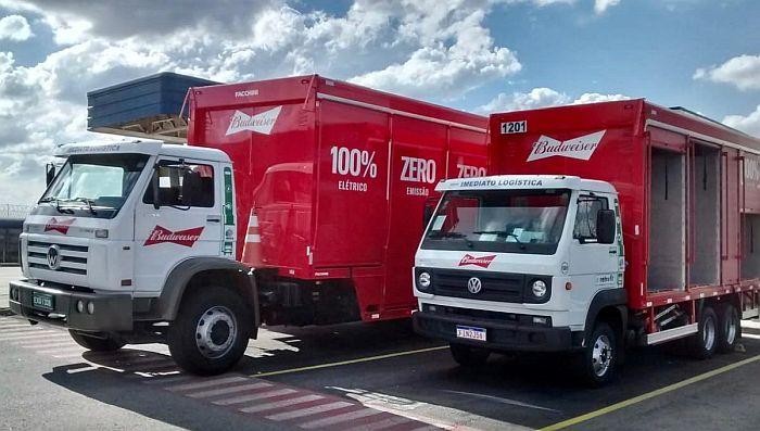 brazylia elektryczny volkswagen 2