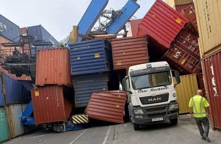 port bejaia conteneurs 1