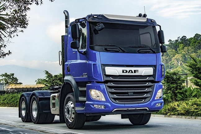 01 DAF to ship 200 heavyduty trucks to Colombia
