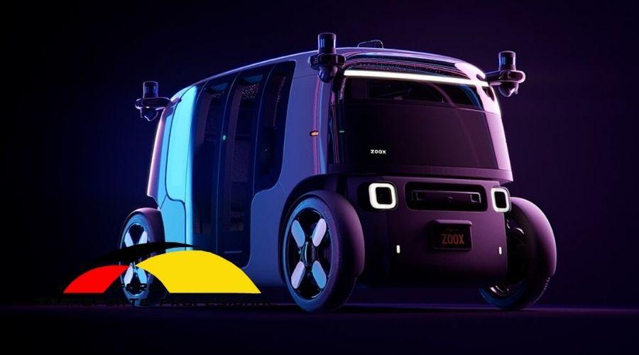 El coche autónomo de Amazon y Zoox