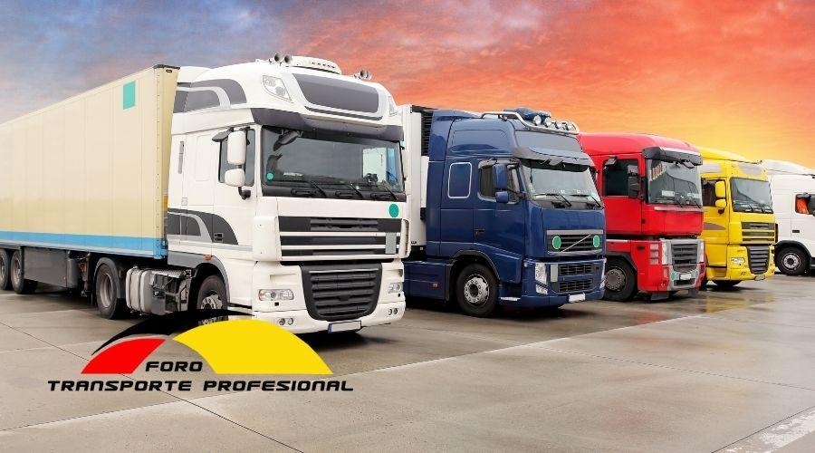Mercado de camiones usados en 2021