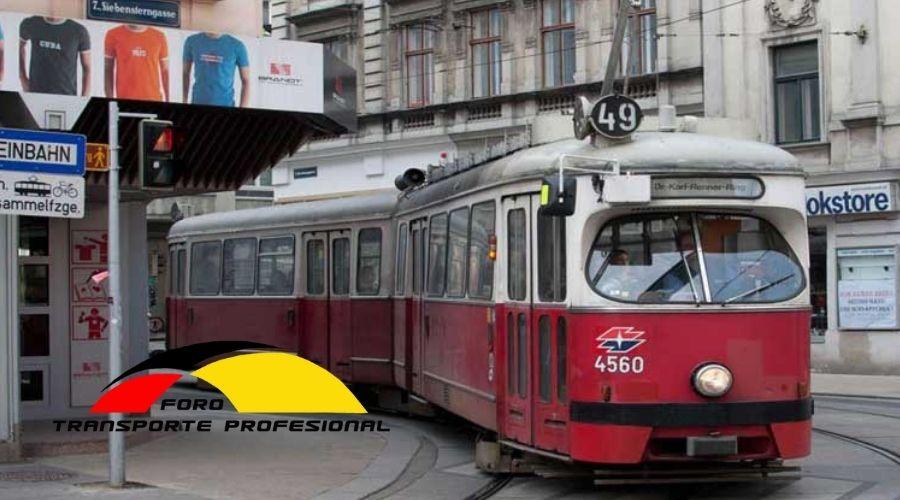 Transporte Viena