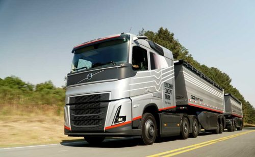 Volvo Efficiency Concept Truck 5