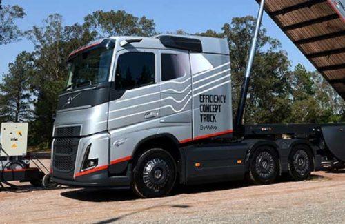 Volvo Efficiency Concept Truck