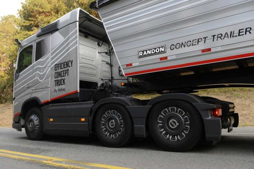 Volvo Efficiency Concept Truck 8